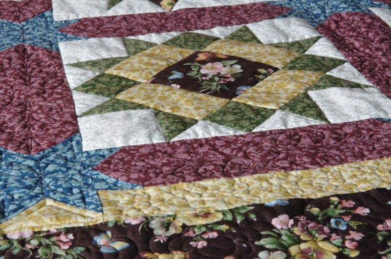 Maiquez - Colchas de patchwork modernas ...